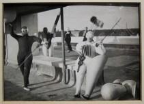 Bauhaus costumes, 1920s