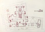 Le Corbusier, plan for Tsentrosoiuz (1928)