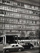 Tsentrosoiuz building in Moscow, 1956