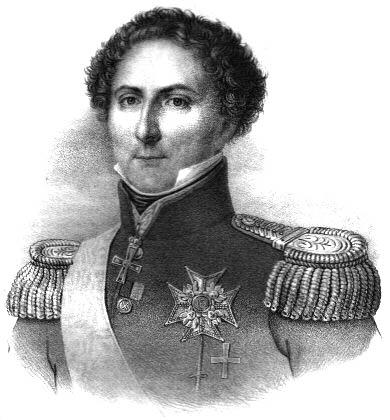Historical depiction of Marshal Jean-Baptiste Bernadotte