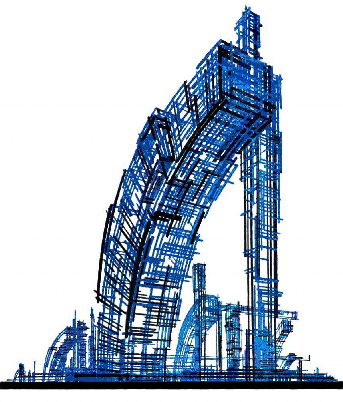ЧЕРНИХОВ 101 архитектурная фантазия1111