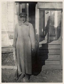 Niegeman in cossack getup 1932