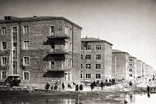 Standard houses, Novokuzneck 2nd generation, c. 1932