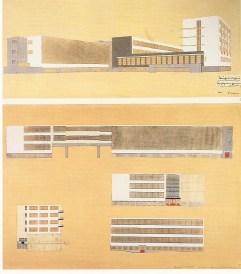 Walter Gropius' Bauhaus Dessau Building (built 1926)