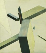El Lissitzky, Composition