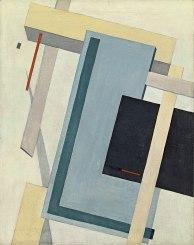 El Lissitzky, PROUN 4-B (1922)