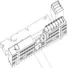 Axonometric cutaway