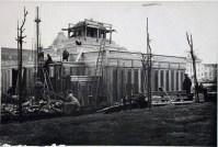 Мавзолей.Строительство-22 Мы думаем, что снимок сделан в 1924 году (направление съемки − east)
