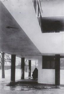 Narkomfin underpass 1931