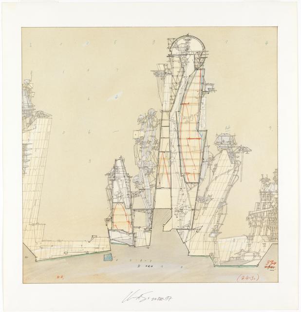 Drawing, 1931-73-310