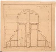 Poelzig Hans (1869-1936): Ausstellungs- und Wasserturm, Posen