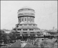 Poelzig Watertower Posen [1910-1911]