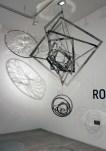 Spatial Constructions - Aleksandr Rodchenko [Model by Henry Milner]