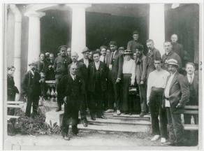 1920.19 июля. Второй конгресс Коминтерна