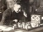Richard Réti in Moscow, 1925