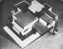 Van Doesburg and van EesterenMaison Particulière. 1923