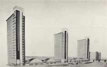 Diploma project, M Barshch, MI Siniavskii 1926a