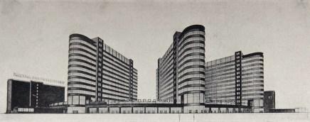 Diploma project, M Barshch, MI Siniavskii 1926c