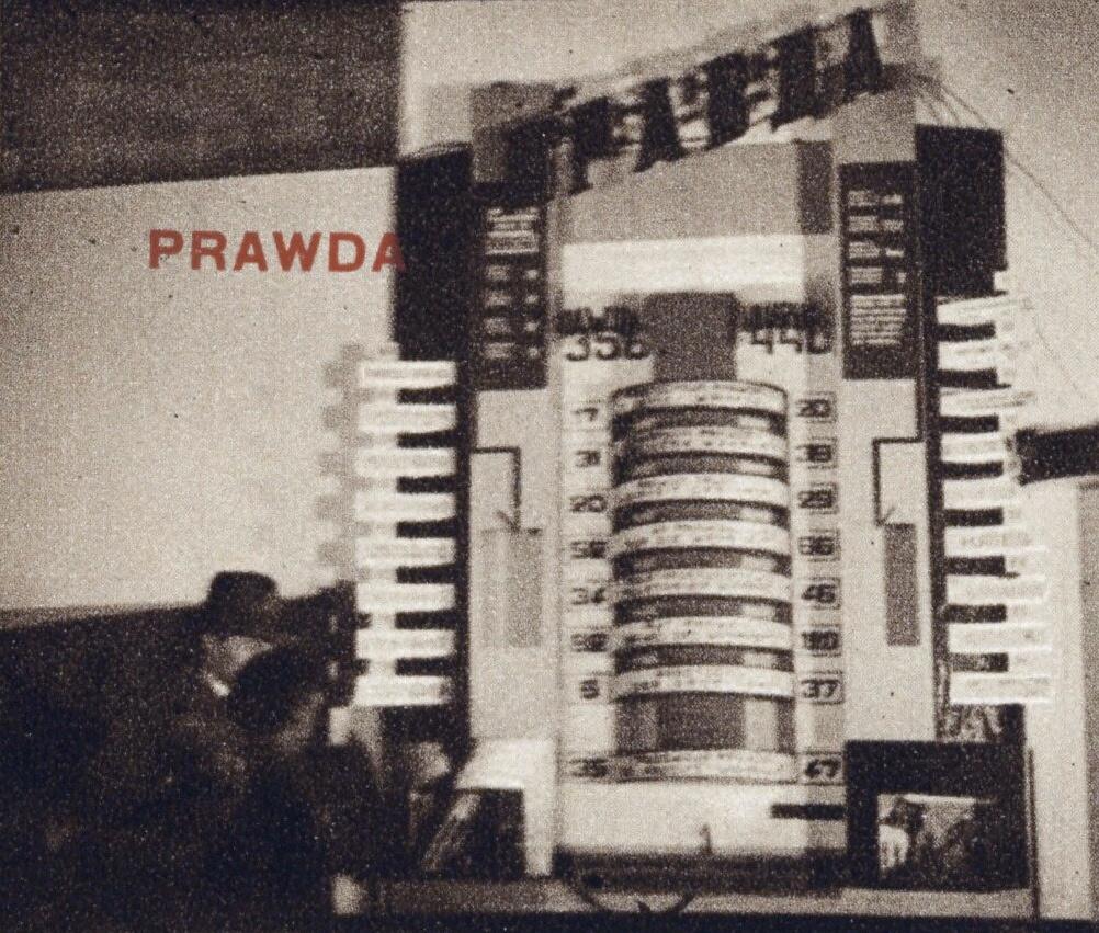 Katalog des Sowjet-Pavillons auf der Internationalen Presse-Ausstellung Köln 1928, pgs 9-11c1