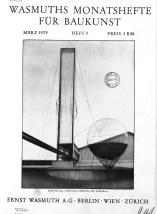 Wasmuths Monatshefte für Baukunst (1929) - № 3