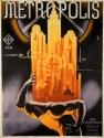 Metropolis-WallPoster