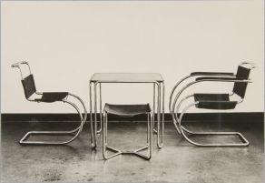 Unidentified photographer Bauhaus Building, Dessau, 1925-1926 z