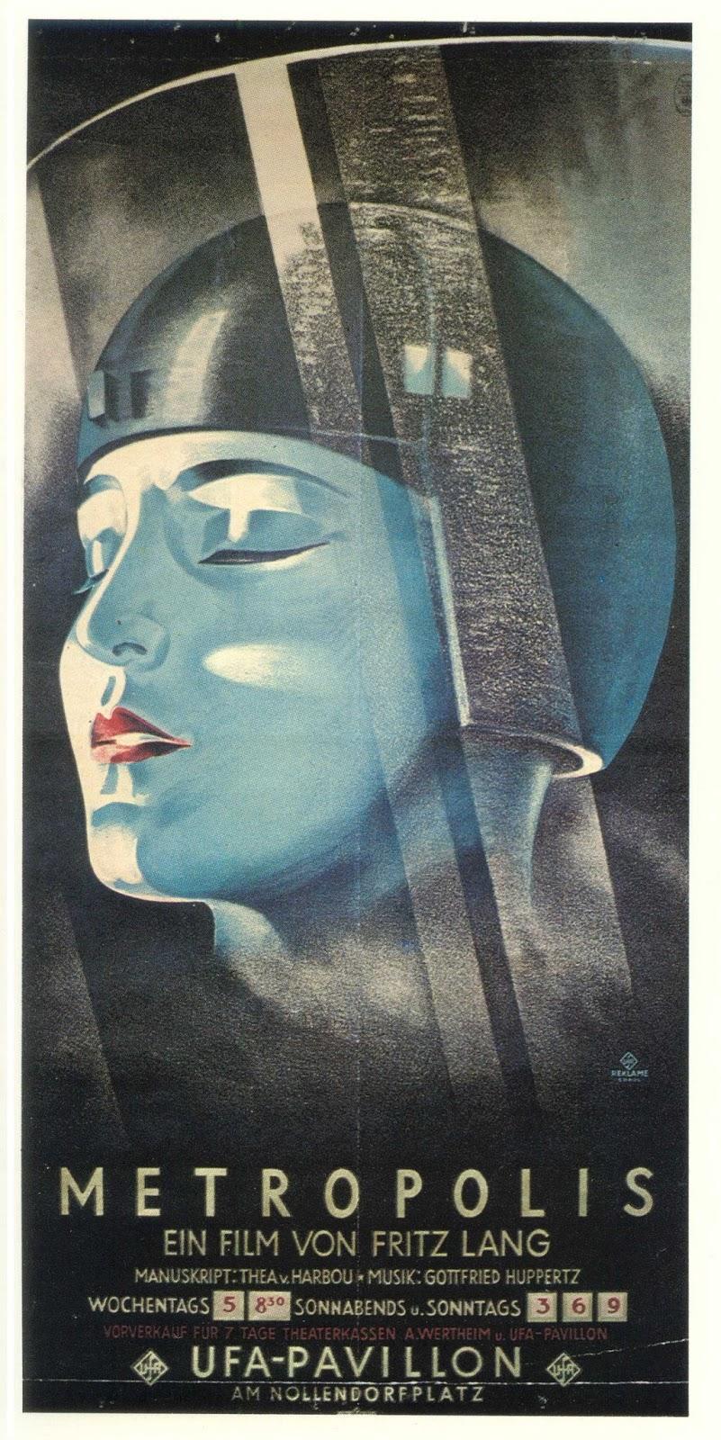 Werner Graul. Metropolis. Doctor Ojiplatico