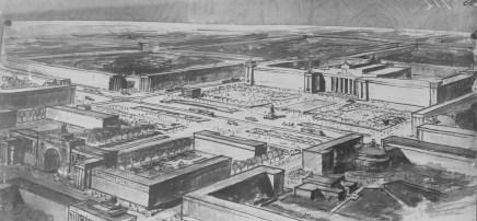 2. Вариант реконструкции красноармейской площади