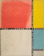 Theo van Doesburg, Grundbegriffe der neuen gestaltenden Kunst. Bd. 6, München 1925%0ATheo van Doesburg, Grundbegriffe der neuen gestaltenden Kunst. Bd. 6, München 1925-1