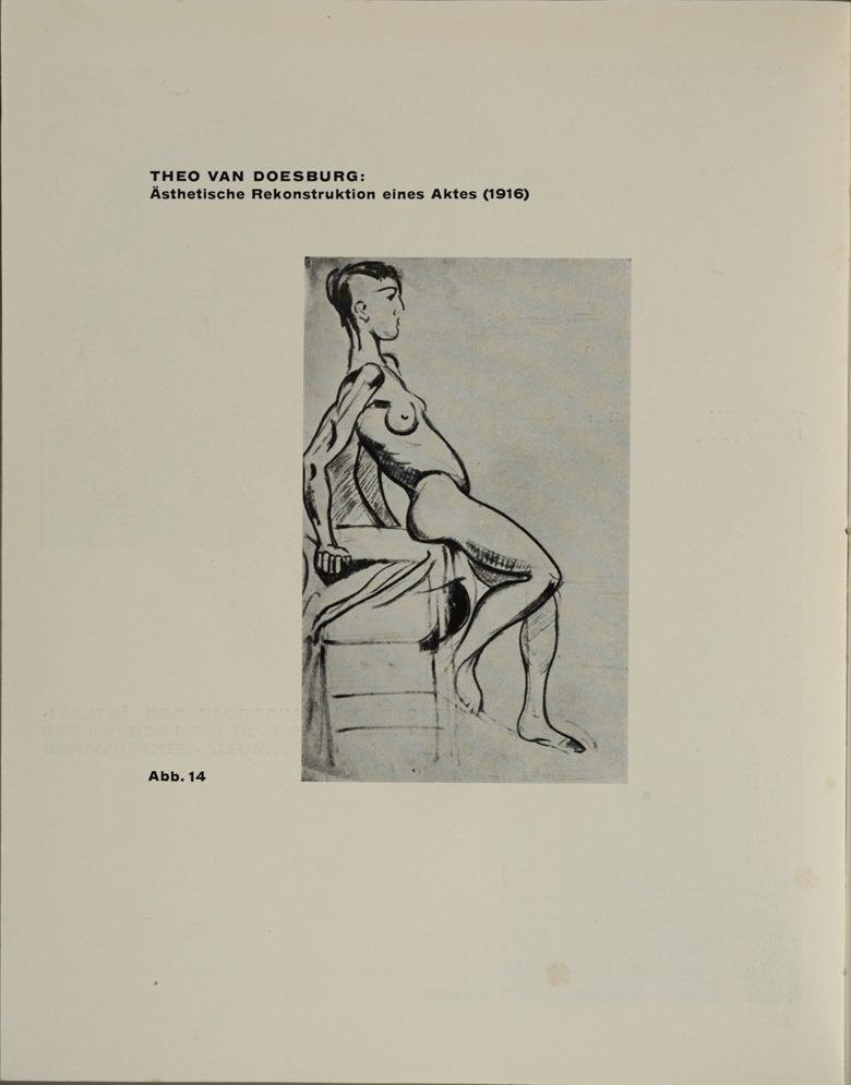 Theo van Doesburg, Grundbegriffe der neuen gestaltenden Kunst. Bd. 6, München 1925%0ATheo van Doesburg, Grundbegriffe der neuen gestaltenden Kunst. Bd. 6, München 1925-52