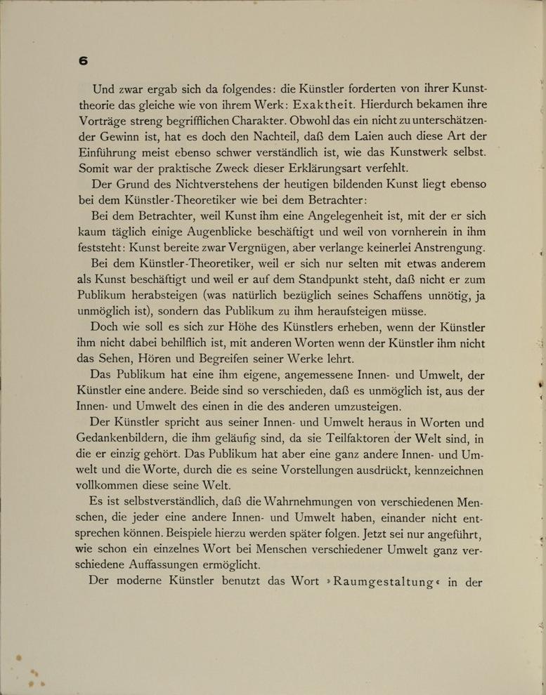Theo van Doesburg, Grundbegriffe der neuen gestaltenden Kunst. Bd. 6, München 1925%0ATheo van Doesburg, Grundbegriffe der neuen gestaltenden Kunst. Bd. 6, München 1925-8