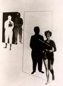 László Moholy-Nagy, Jealousy 1924-27 Photoplastic, gelatin silver print 30 x 24.6 cm