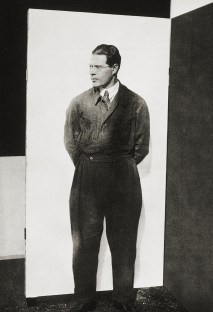 Photograph of L.Moholy-Nagy Description Bauhaus Subject Art Doc. Ref.- Movements--Germany Bauhaus