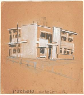 Rietveld Schröderhuis (woning Schröder-Schräder) 3122