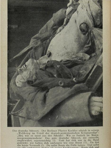 Ernst Friedrich - Krieg dem Kriege 11