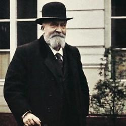 Jean Jaurès. Leader du parti socialiste français (1859 - 1914)