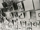 "UNOVIS Exhibition, 1923- ""Work by Petrograd Artists Belonging to UNOVIS%22"