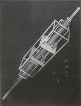 Gustav Klutsis, Spatial construction (1920s)