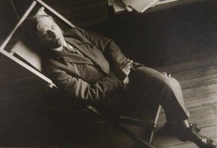 The Poet Nikolai Aseev, 1927