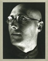 Alexander Rodchenko (Russian, 1891-1956) Poet and Writer Sergei Tretyakov, 1928