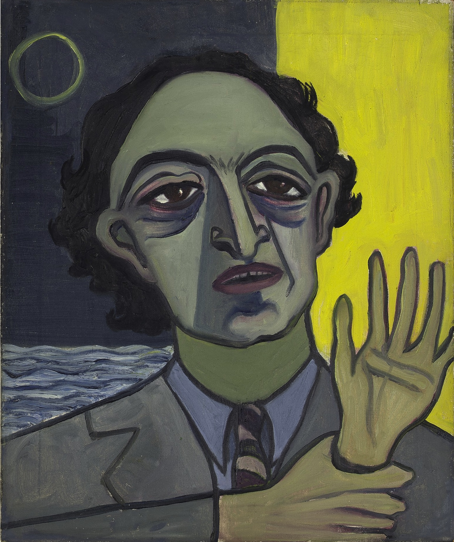 Alice Neel_Meyer Schapiro 1947