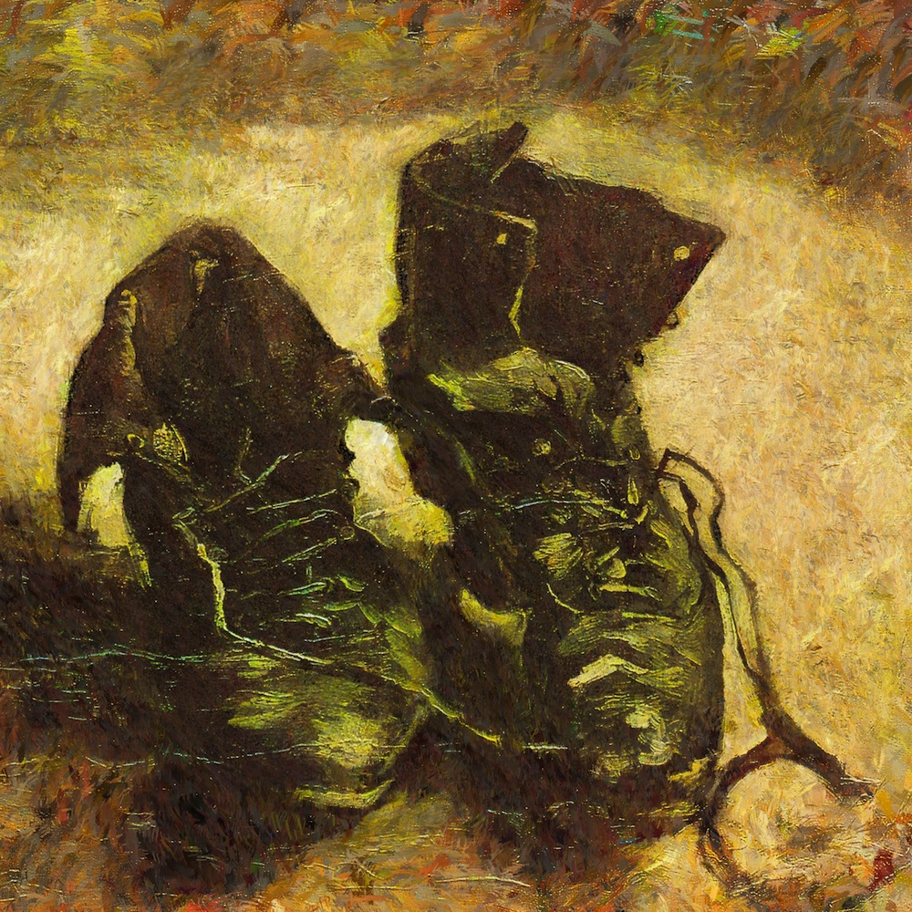 Schapiro contra Heidegger: The controversy over a painting by Van Gogh