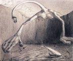 Alfred Kubin, Danger (1901)