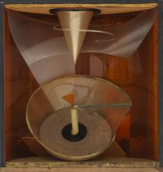Construction in a Niche 1930 by Naum Gabo 1890-1977