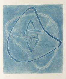 [no title] circa 1955-6 by Naum Gabo 1890-1977