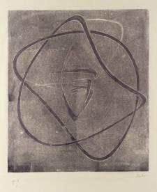 [no title] circa 1955-6 by Naum Gabo 1890-1977