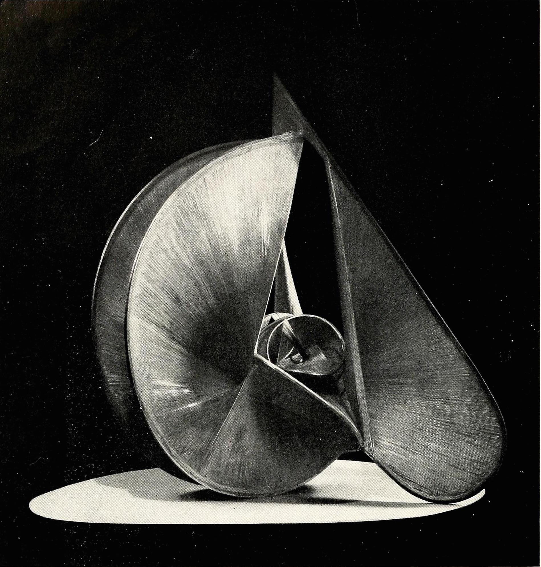 Naum Gabo, World construction (1947)