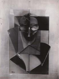 portrait of Marcel Duchamp, by Antoine Pevsner. c. 1923