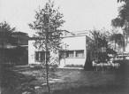 Hans Poelzig Architekt 1927 Wohnhaus, Architektur Anlaß- Ausstellung, Die Wohnung, 1927, Stuttgart