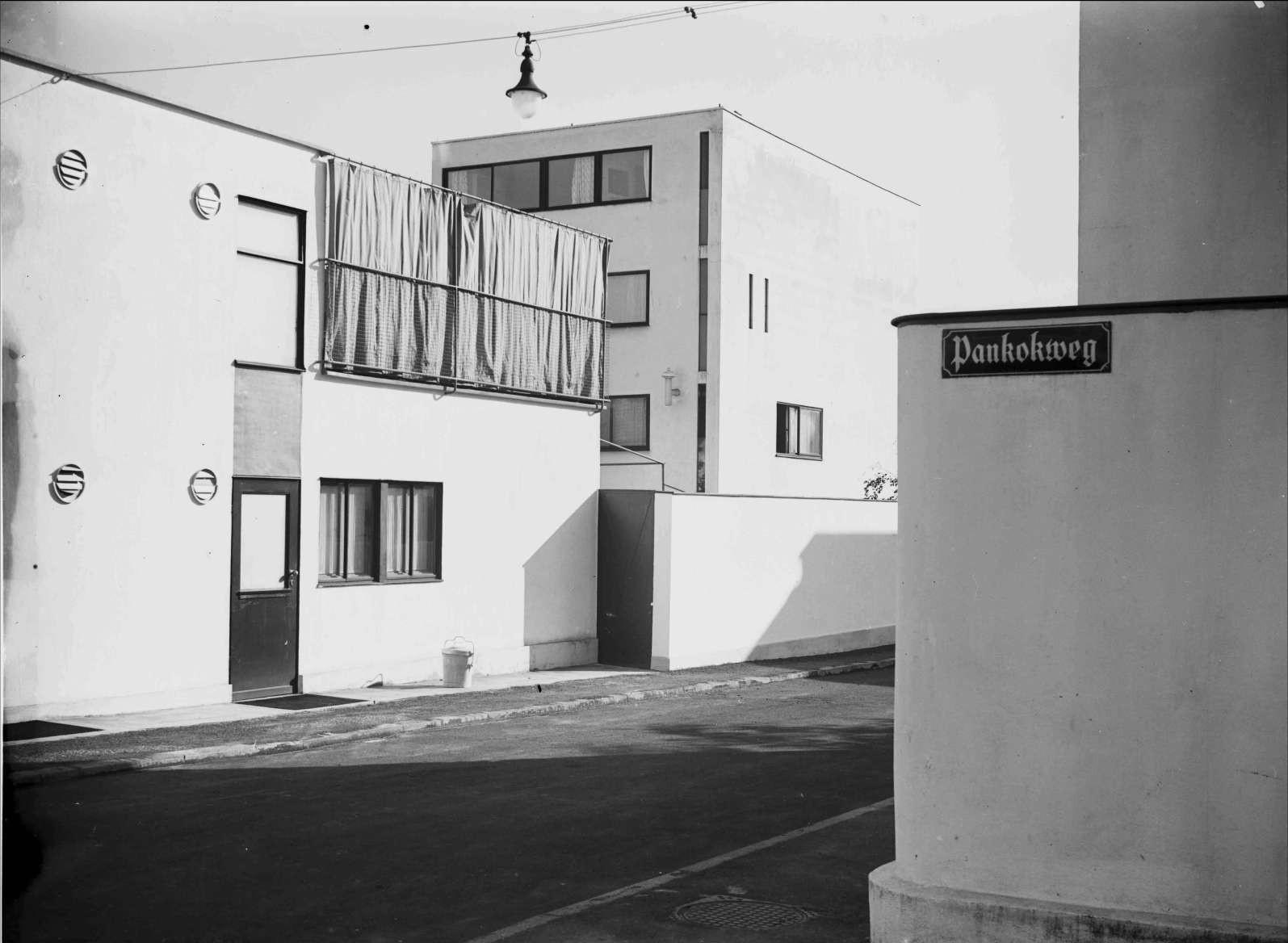Weißenhofsiedlung- Pankokweg